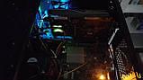 Intel I7 (XEON 8 потоков  по 3,2GHZ) 8gb RX560 4gb 500Gb Игровой системник, фото 4