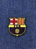 Нашивка FC Barcelona (FCB) small