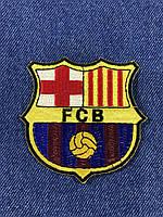 Нашивка FC Barcelona  (FCB)