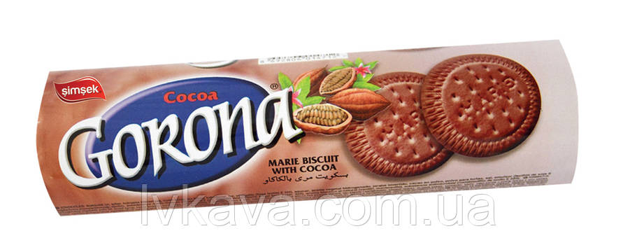 Печенье Gorona Marie Simsek с какао, 120 гр, фото 2