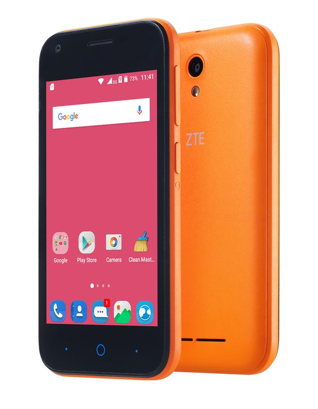 фотография смартфона ZTE Blade L110