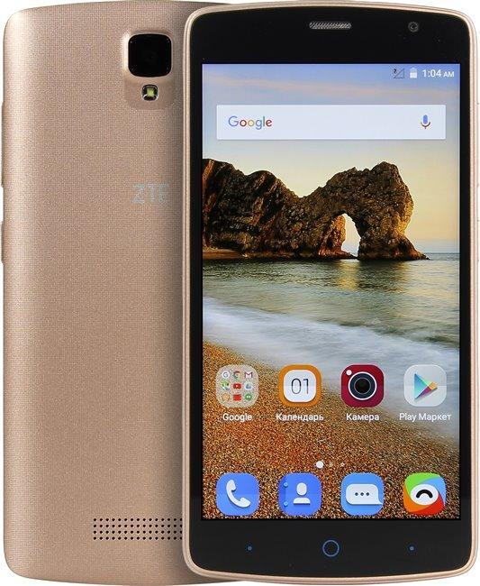 фотография смартфона ZTE Blade L5Plus