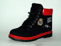 Ботинки Ailaifa 04-13 black