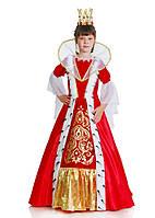 Королева Франции карнавальный костюм для девочки