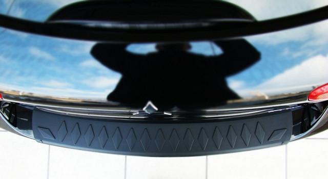 N-13 Rear bumper protector  Mitsubishi Lancer Sportback X 2008>