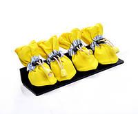 Обувь защитная для животных, Dobaz, желтый 1