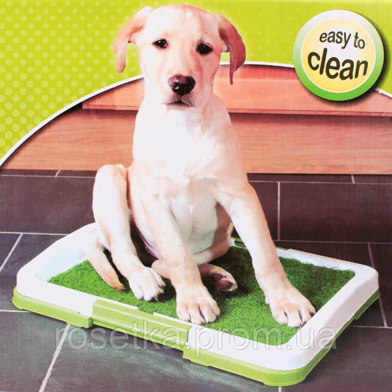 Туалет-лоток для собак Puppy Potty Pad - Интернет-магазин «Росетка» в Киеве
