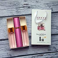 Набор Gucci Eau de Parfum II 3х15 ml.