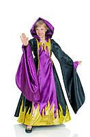 Готическая Волшебница карнавальный костюм для девочки