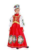 Боярский национальный костюм для девочки