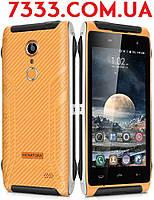 Влагозащищенный смартфон DOOGEE Homtom HT20 Orange Оранжевый IP68 2/16GB
