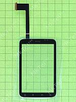 Сенсор HTC Wildfire S A510e Копия Черный