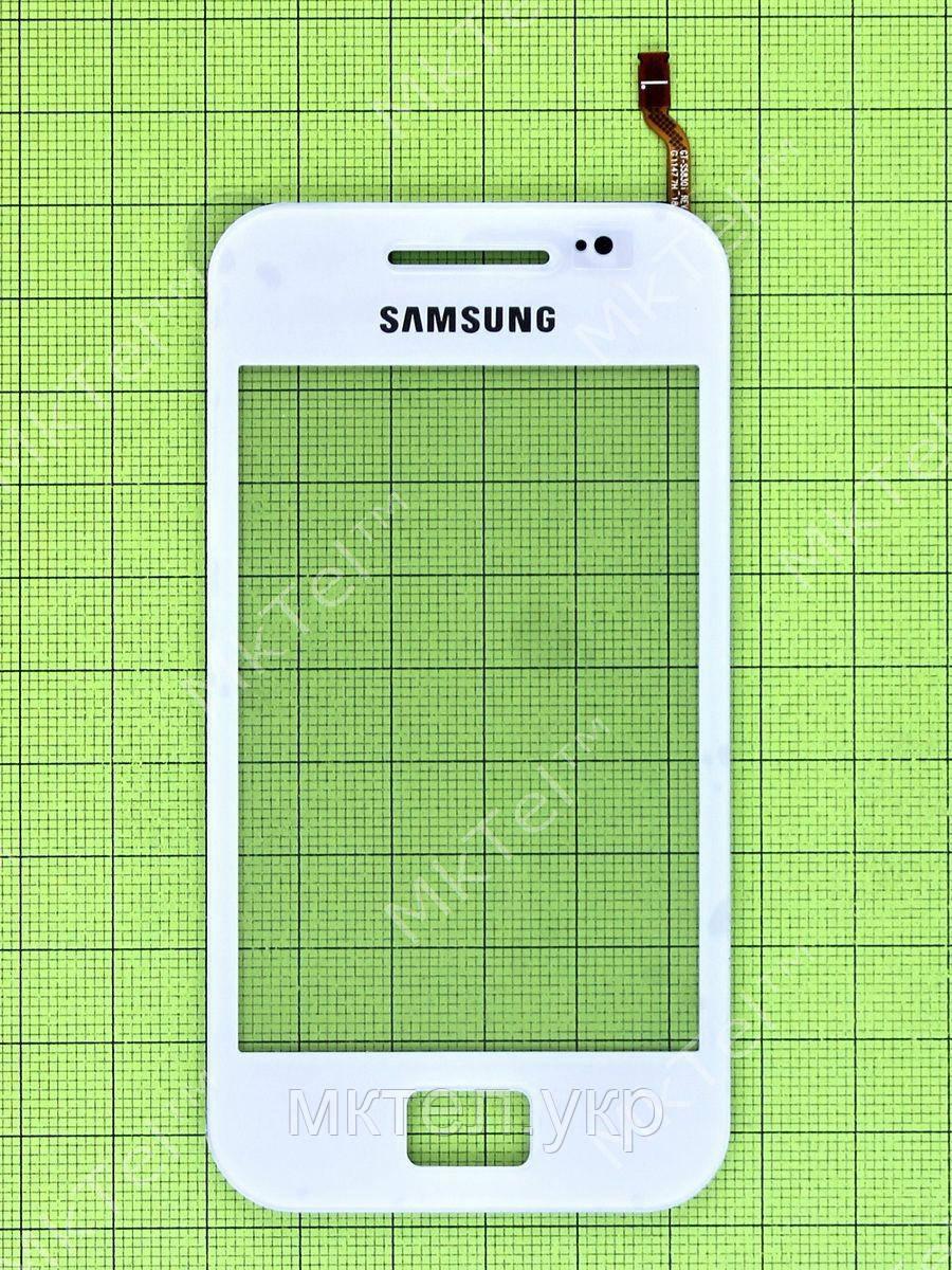Сенсор Samsung Galaxy Ace S5830i, белый self-welded