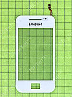 Сенсор Samsung Galaxy Ace S5830i Оригинал элем. Белый