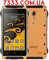 Влагозащищенный смартфон DOOGEE Homtom HT20 Orange Оранжевый (1 ГОД ГАРАНТИИ) IP68 2/16GB