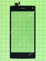 Сенсорный экран FLY FS452 Nimbus 2 Копия АА Черный