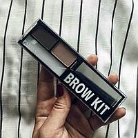 Тени для бровей Parisa Brow Kit