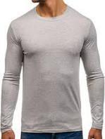 Мужская футболка длинный рукав