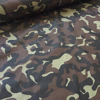 Камуфляж х/б с влаго-, масло-, грязеотталкивающей пропиткой, ширина 150 см, фото 1