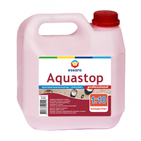 Eskaro Aquastop Professional Укрепляющий грунт-концентрат, модификатор строительных растворов 3