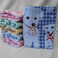 Детские качественные банные полотенца Размер 140*70.