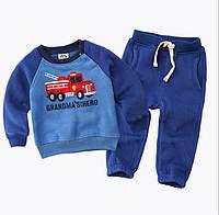 Спортивный костюм minizone Пожарник  80, фото 1