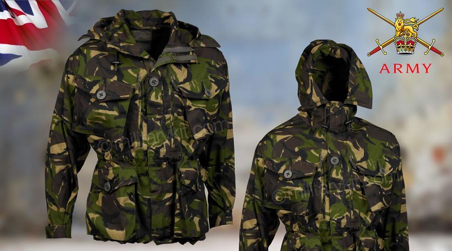 Куртка оригинал ВС Великобритании - DPM