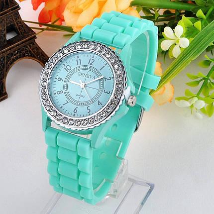 Часы женские GENEVA Luxury Женева Мята, фото 2