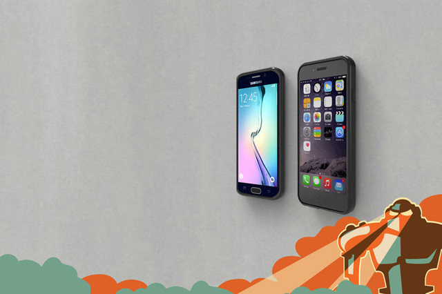 Антигравитационные чехлы для iphone