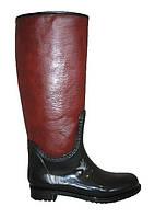 Сапоги резиновые женские 4696-1-300