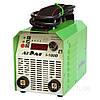 Сварочный инвертор Атом I-180D(c кабелем 3+2 и зажимами Abicor Binzel)