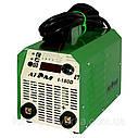 Сварочный инвертор Атом I-180D(c кабелем 3+2 и зажимами Abicor Binzel), фото 2
