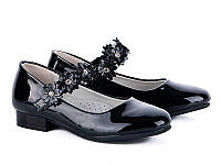 Туфли Clibee D-615 black