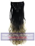 Трессы - волосы на клипсах Rebecca (Термоволосы): цвет 2T24