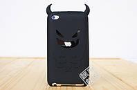 Чехол для iPhone 3 — Дьявол - Чертик