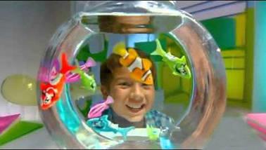 Интерактивная рыбка Robofish с подсветкой, фото 2