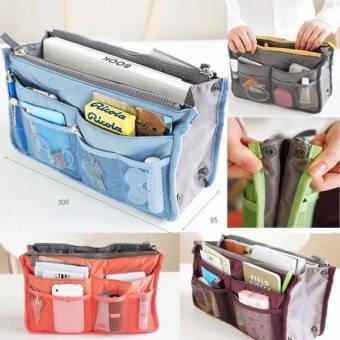 Органайзер для сумочки, сірий, фото 2