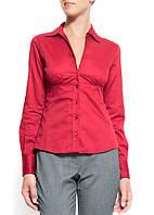 Блуза бордо Mango, Размер М