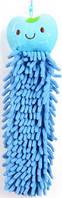 Детское полотенце-игрушка из микрофибры, капитошка
