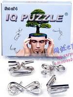 Набор - IQ Puzzle (набор из 4шт)