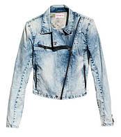 Куртка джинсовая H&M, размер 36/38