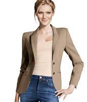 Пиджак женский беж H&M, Размеры: 38, 42