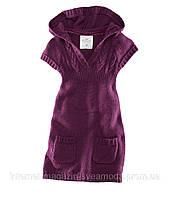 Платье с капюшоном вязаное H&M, Размер: XS