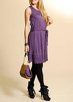 Платье фиолетовое Mango, Размер: S