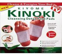 Токсиновыводящие пластыри Kinoki