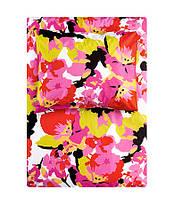Набор постельного белья цветастый H&M (150х200)