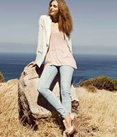 Треггинсы джинсовые H&M, Размер: 34(XS)