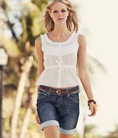 Шорты джинсовые H&M, Размер: 34