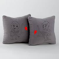Подушки любимым «On-line знакомство»