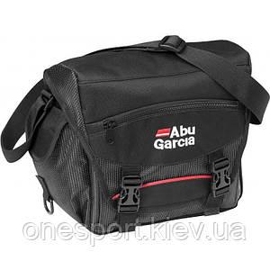 Сумка Abu Garcia COMPACT GAME BAG 28x13x24 cm Black / Red (код 167-31265)